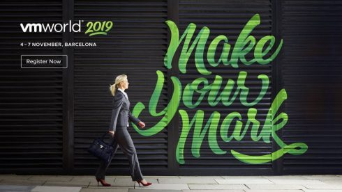 It's time to make your mark – de registratie voor VMworld Europe is geopend!